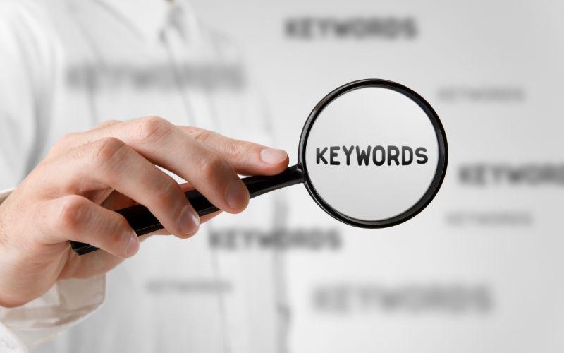 קידום אתרים לעסקים - ביצוע מחקר מילות מפתח