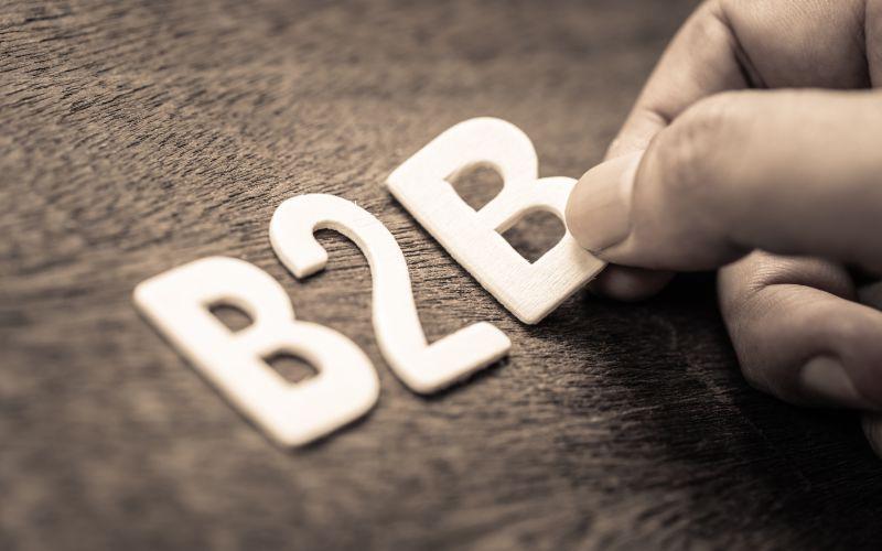 עסקים משווקים לעסקים B2B