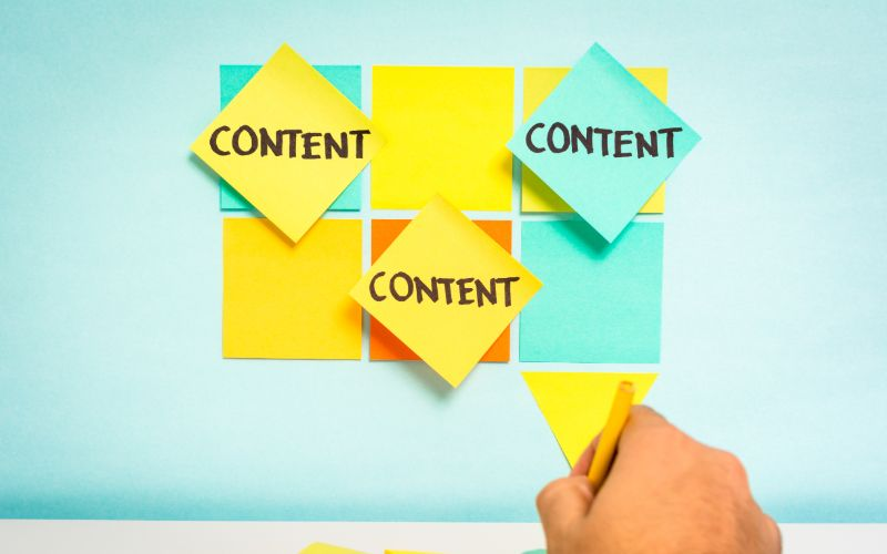 כתיבת תוכן לקידום אתרים - כל מה שצריך לדעת